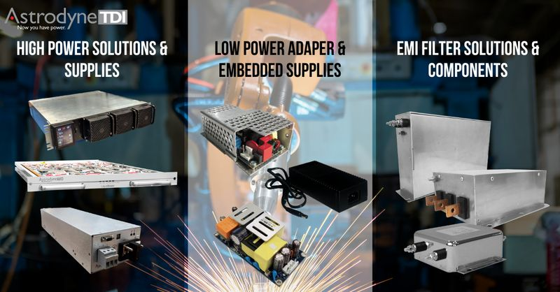 Astrodyne TDI Product Solutions